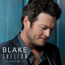 Blake Shelton God Gave Me You (small)
