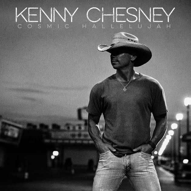kenny chesney cosmic hallelujah album